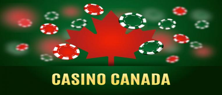 Casino Canada, Maple leaf and casino chips